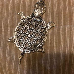 Turtle necklace